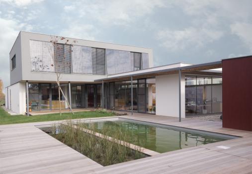 Haus PA | Tulln a.d. Donau | NÖ | 2006-2009