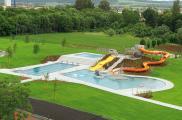 Aquapark Herzogenburg | NÖ | Beckenlandschaft