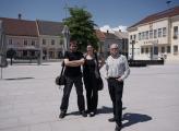 Rathausplatz Herzogenburg | NÖ | Architektenteam
