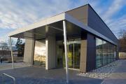 Raiffeisenbank Rohrendorf | NÖ | Eingang 1