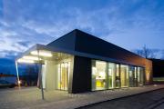 Raiffeisenbank Rohrendorf | NÖ | Strassenansicht