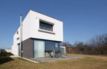 Haus L-K | Langenlois | NÖ | Gartenansicht