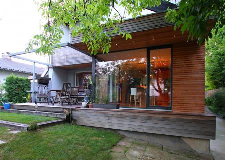 Tonstudio-Haus W | Tulln a.d. Donau | NÖ | Wohnbereich | Photo dcs media