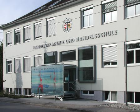 HAK-HAS Tulln | Tulln a.d. Donau | NÖ | Laderervestibül